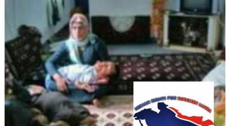 رنج نامه ی دختر جوان ترکمن