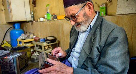 مردی که ۶۰ سال با زیورآلات زندگی کرد
